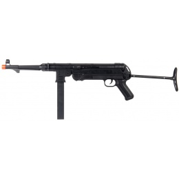 Double Eagle MP40 WWII Spring Rifle in Polybag - BLACK