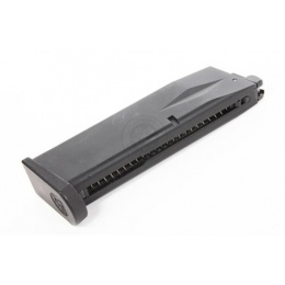 Airsoft WE 25 Round M92 CO2 Magazine - Factory Original Magazine