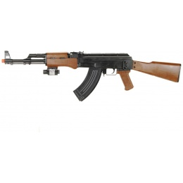 UK Arms P1147 AK-47 Spring Rifle w/ Laser - BLACK