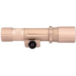 OPSMEN Tactical 800-Lumen Picatinny Weapon Light - TAN