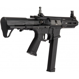 G&G Airsoft CM16 ARP9 Carbine AEG w/ PDW Stock - BLACK