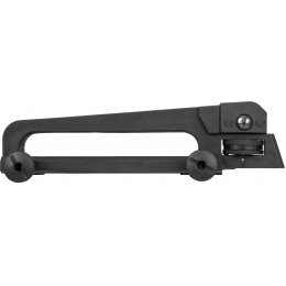 Lancer Tactical Gen II M4 Airsoft AEG Upper Carrying Handle - BLACK