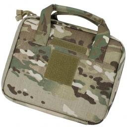 AMA Tactical Nylon Pistol Carrying Case - CAMO