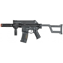 Elite Force ARES AMOEBA AM-005 AEG Airsoft SubMachine Gun - BLACK