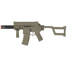 Elite Force ARES AMOEBA AM-005 AEG Airsoft SubMachine Gun - DARK EARTH