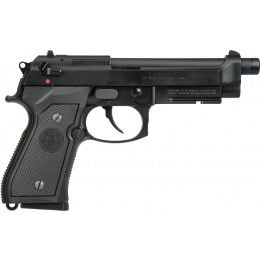 G&G Full Metal GPM92 Gas Blowback Airsoft M9 Pistol - BLACK