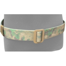 AMA Tactical Slide Adjuster Reinforced Belt - CAMO