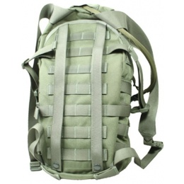 AMA Quick Detach Tactical Hydration Backpack - RANGER GREEN