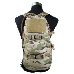 AMA Multi-Use Tactical Hydration Backpack - CAMO