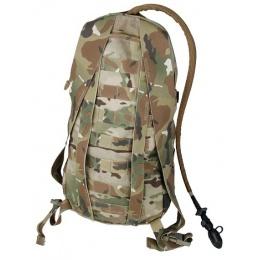 AMA Multi-Use Tactical Hydration Backpack - CAMO