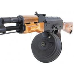 CYMA AK47 2500rd Auto-Winding High Capacity Airsoft AEG Drum Magazine