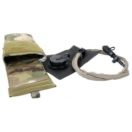 AMA Tactical 27oz Hydration MOLLE Pouch - CAMO
