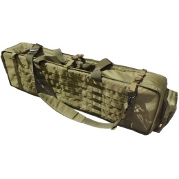 AMA MOLLE Lined Tactical Rifle Bag w/ Shoulder Strap - KHAKI