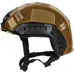 WoSport 1000D Nylon Polyester Bump Helmet Cover - AT