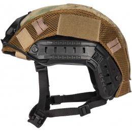 WoSport 1000D Nylon Polyester Bump Helmet Cover - MAD