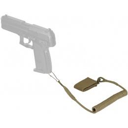 WoSport Nylon Multifunctional Pistol Lanyard  Sling - TAN