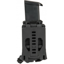 AMA Tactical Airsoft Polymer Belt Paracord Pistol Magazine - BLACK