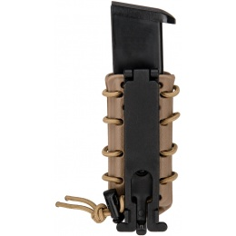 AMA Tactical Airsoft Polymer MOLLE Pistol Magazine - TAN