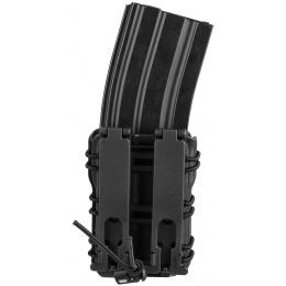 AMA High Speed M4/M16 Magazine MOLLE Pouch - BLACK