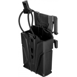 AMA High Speed M4/M16 Magazine MOLLE Pouch - BLACK