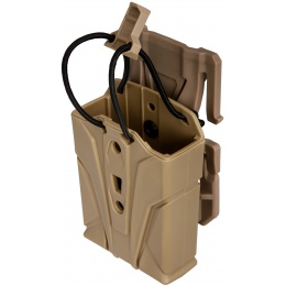 AMA High Speed M4/M16 Magazine MOLLE Pouch - TAN