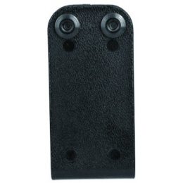 AMA Tactical Polymer Interchangeable Pouch Clip - BLACK