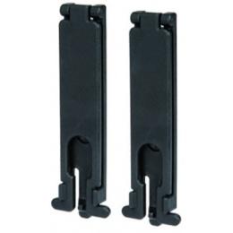 AMA Tactical Polymer Interchangeable Pistol Clip Pouch - BLACK