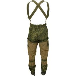 Lancer Tactical Russian Gorka Uniform w/ Suspenders - DIGITAL FLORA