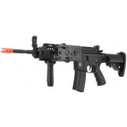 DBoys Metal RAS M4 Airsoft AEG w/ Grip - Gun Only - BLACK