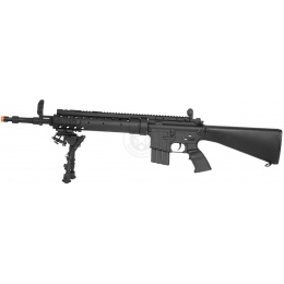 DBoys MK12 SPR Metal M4 Airsoft AEG Rifle - Gun Only - BLACK