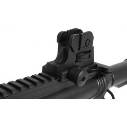 DBoys Airsoft Metal M4 CQB-R AEG Rifle - Gun Only - BLACK