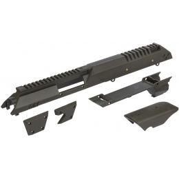 CSI STAR XR-5 Polymer Body Conversion Replacement Kit - OLIVE DRAB