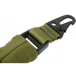 AMA VIPER 1-Point Airsoft Bungee Sling [DT208G] - OD