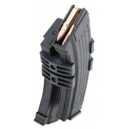 BattleAxe 1200rd Auto-Winding High Capacity AK Airsoft AEG Magazine