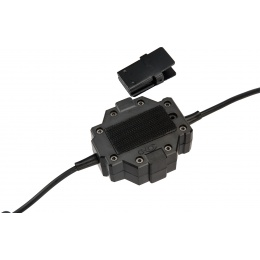Z-Tactical PTT Radio/Headset Adapter - Mobile Phone Version