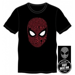 Bioworld Marvel Comics Spiderman Homecoming Tee - BLACK