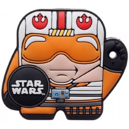 Foundmi Star Wars X-Wing Skywalker Bluetooth Tracking Tag - ORANGE