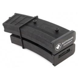 BattleAxe Dual 1000rd R36 Airsoft AEG Auto-Winding Hi-Cap Magazine