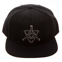 BioWorld Acrylic Wool Halo Wars 2 Atriox Snapback - BLACK