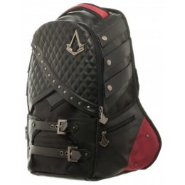 Bioworld Assassins Creed Laptop Closure Backpack - BLACK