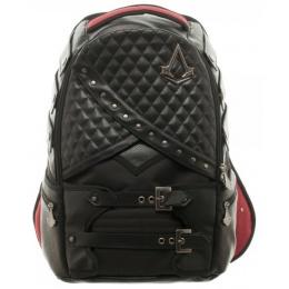 Bioworld Assassins Creed Laptop Closure Backpack - BLACK
