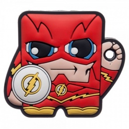 Foundmi DC Comics The Flash Bluetooth Tracking Tag - RED