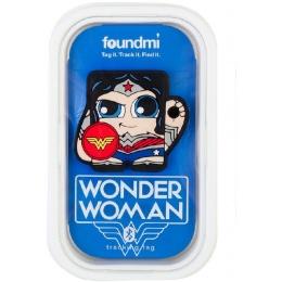 Foundmi DC Comics Wonder Woman Bluetooth Tracking Tag