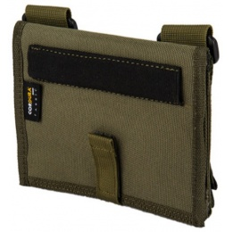 Code 11 Cordura Polyester Arm Board Storage Navigator - OLIVE DRAB