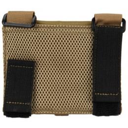 Code 11 Cordura Polyester Arm Board Storage Navigator - COYOTE