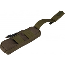 Code11 Cordura Polyester Pull Out Dump Pouch - OLIVE DRAB