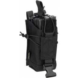Code11 Tactical Cordura Polyester Triple Magazine Pouch - BLACK