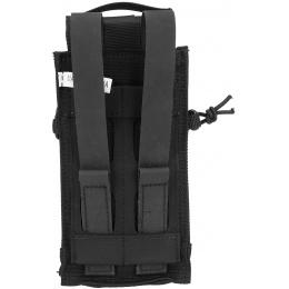 Code11 Tactical Cordura Polyester Triple Magazine Pouch - BLACK