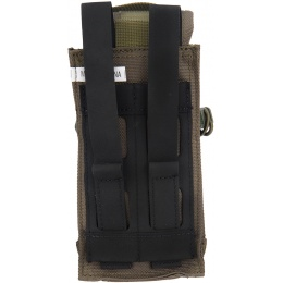 Code11 Tactical Cordura Polyester Triple Magazine Pouch - OD GREEN