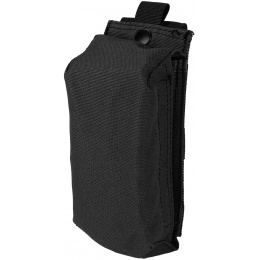 Code11 Tactical 12 gauge/M4 Cordura Magazine Pouch - BLACK